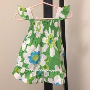 12 Month Flower Dress